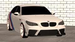 BMW M5 E60 SS (SmotraStyle) para GTA San Andreas