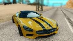 Mercedes-Benz GTS para GTA San Andreas