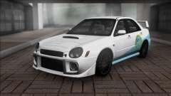 Subaru Impreza WRX 2001 para GTA San Andreas