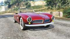 BMW 507 1959 v2.0 [replace] para GTA 5