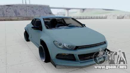 Volkswagen Scirocco R para GTA San Andreas
