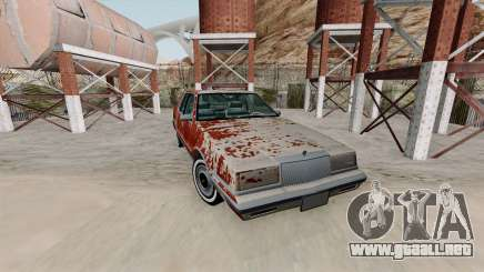 Chrysler New Yorker 1988 Rusty para GTA San Andreas