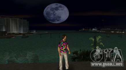 Elegante camisa de Tommy para GTA Vice City