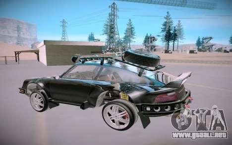 GTA V Pfister Comet Safari para GTA San Andreas left