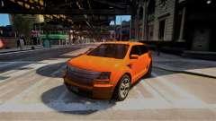 Vapid Radius para GTA 4