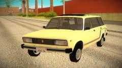 VAZ 2104 para GTA San Andreas