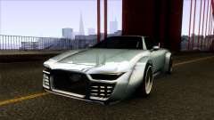 BlueRay Infernus Aurora para GTA San Andreas