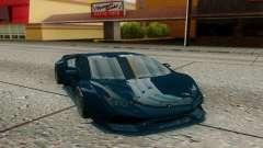 Lamborghini Huracan para GTA San Andreas