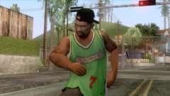 New Groove Street Skin 2 para GTA San Andreas