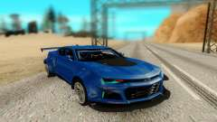 Chevrolet Camaro ZL1 Forza Edition 2017 para GTA San Andreas