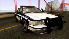 Ford Crown Victoria 2011 LSPD para GTA San Andreas