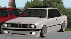 BMW 320i E30 de fuselaje ancho para GTA San Andreas