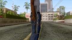 MP5A2 with Aimpoint para GTA San Andreas