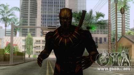 Marvel Future Fight - Killmonger para GTA San Andreas