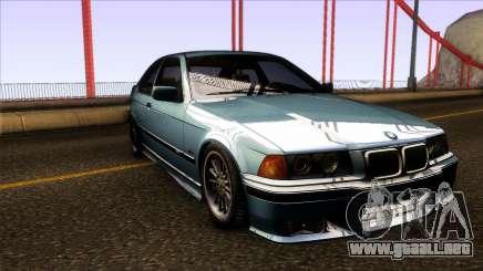 BMW 323ti E36 Compact para GTA San Andreas