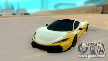 Progen T20 Next Gen para GTA San Andreas