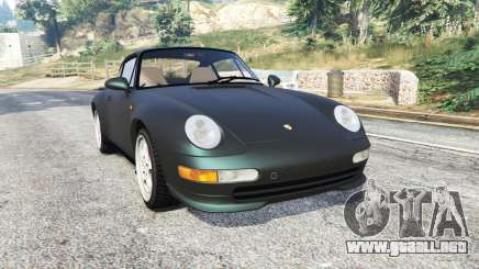 Porsche 911 Carrera S (993) 1995 [replace] para GTA 5
