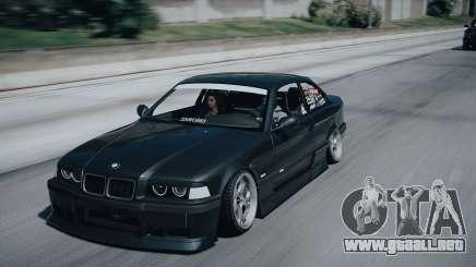 BMW E36 para GTA 5