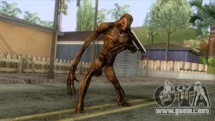 Metro 2033 - Dark One Skin para GTA San Andreas