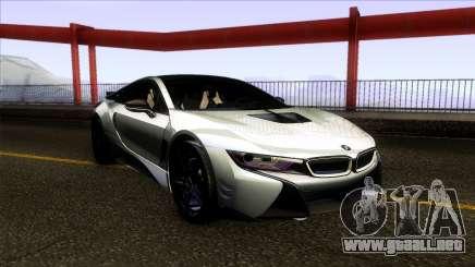 BMW I8 AC Schnitzer ACS8 para GTA San Andreas