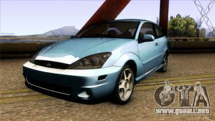 Ford Focus SVT 2003 para GTA San Andreas