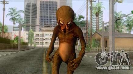 Metro Last Light - Baby Dark One Skin para GTA San Andreas