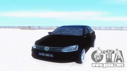 Volkswagen Jetta TSI para GTA San Andreas
