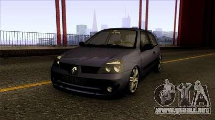 Renault Clio Coupe 2005 para GTA San Andreas