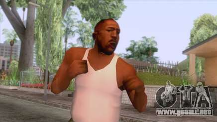 Beta Fam Skin 5 para GTA San Andreas