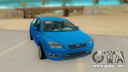 Ford Focus 2 Hatchback para GTA San Andreas
