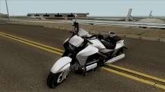 Honda Valkyrie GL1800C 2015 para GTA San Andreas