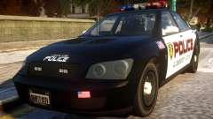 Sultan Police 1.0 para GTA 4