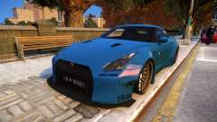 Liberty Walk Nissan GT-R R35 para GTA 4