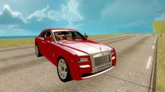 Rolls Royce Ghost para GTA San Andreas