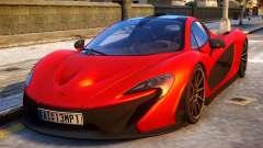 2013 McLaren P1 para GTA 4