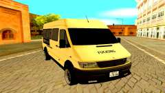 Mercedes-Benz Sprinter JDM para GTA San Andreas