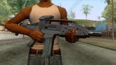 XM8 Compact Rifle Black para GTA San Andreas