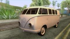 Volkswagen Microbus 1953 para GTA San Andreas