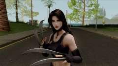 Marvel Future Fight - X-23 para GTA San Andreas