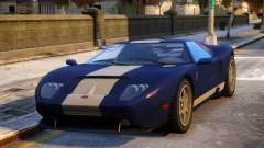 Improved Vapid Bullet GT para GTA 4
