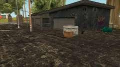 Jefferson Alley - Retextured para GTA San Andreas