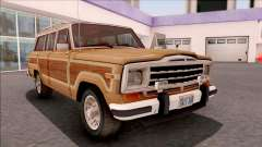 Jeep Grand Wagoneer 1991 para GTA San Andreas