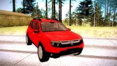 Renault Duster para GTA San Andreas