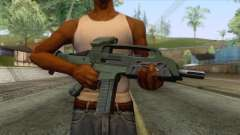 XM8 Compact Rifle Green para GTA San Andreas