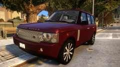 Land Rover Range Rover 2009 Baku Style para GTA 4