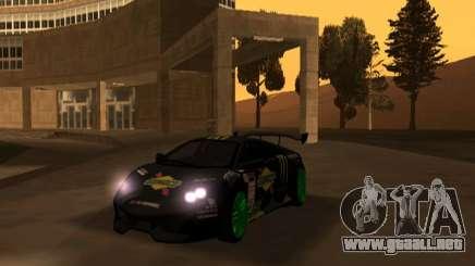Lamborghini Daigo Saito para GTA San Andreas