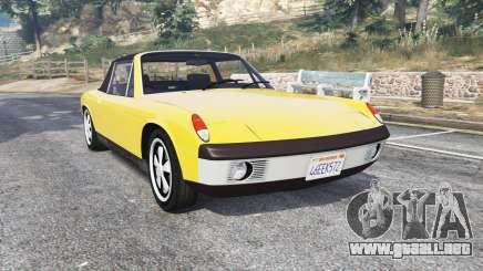 Porsche 914-6 1970 v1.1 [replace] para GTA 5