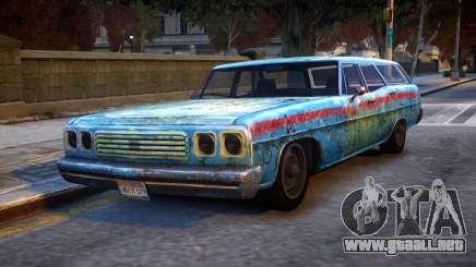 Wrecked Regina para GTA 4
