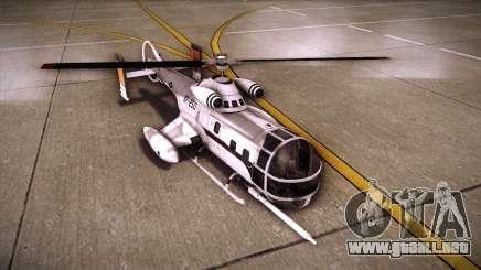 Skyranger The Bureau: XCOM Declassified para GTA San Andreas