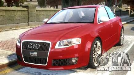 Audi RS4 v1.0 para GTA 4